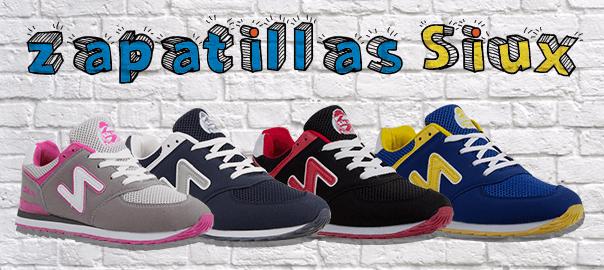 Zapatillas Siux 2016