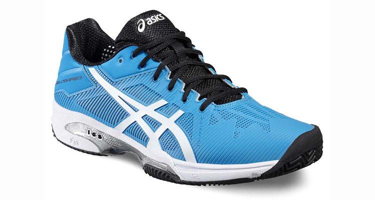 Nuevas zapatillas de pádel Asics
