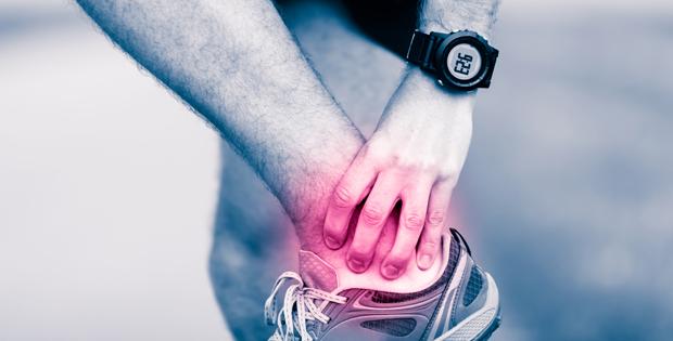 lesiones en el pie