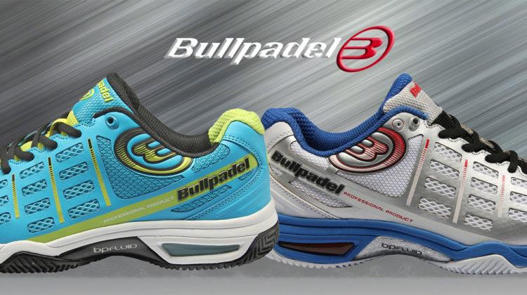 Zapatillas de pádel Bullpadel