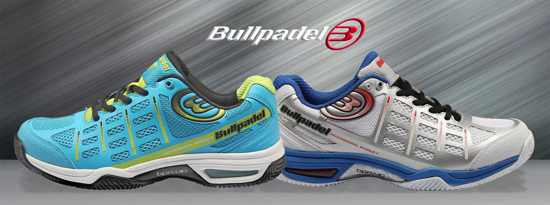 bd7446b205d Zapatillas de pádel Bullpadel  sus mejores modelos
