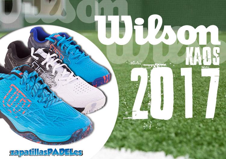 Zapatillas de pádel Wilson