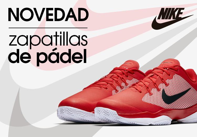 zapatillas de pádel Nike