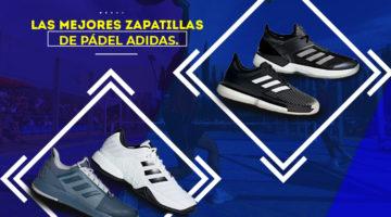 zapatillas pádel Adidas