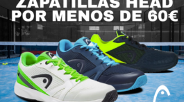 Zapatillas Head 2020