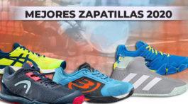 zapatillas de pádel 2020