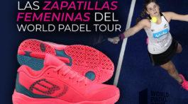 Zapatillas pádel para mujer