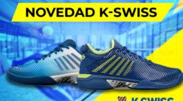 Zapatillas de pádel Kswiss