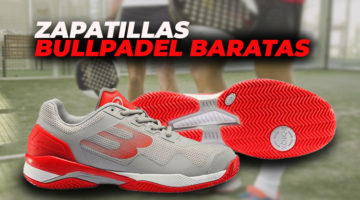 Zapatillas Bullpadel baratas