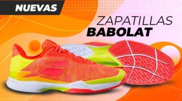Zapatillas Babolat Jet Tere Clay