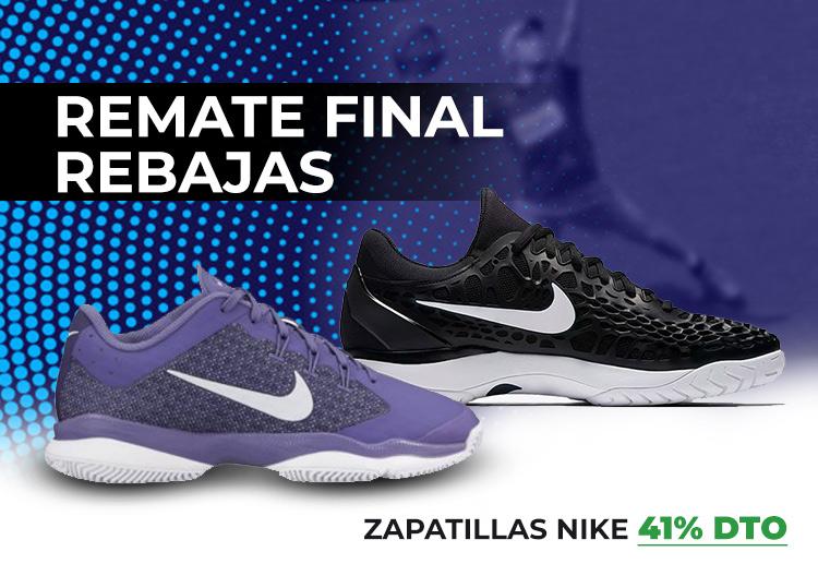 Línea del sitio Enriquecimiento aeropuerto  Lo mejor de las zapatillas Nike pádel en las rebajas de temporada