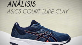 Asics Court Slide Clay