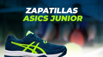 Zapatillas Asics junior