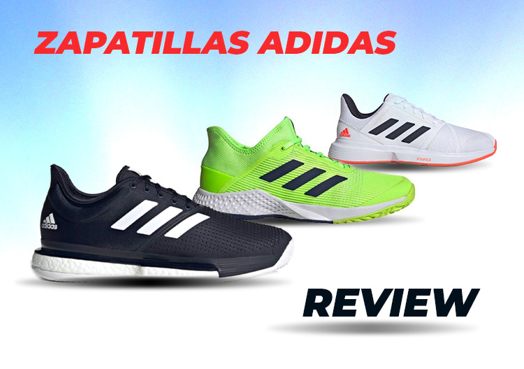 Zapatillas Adidas pádel