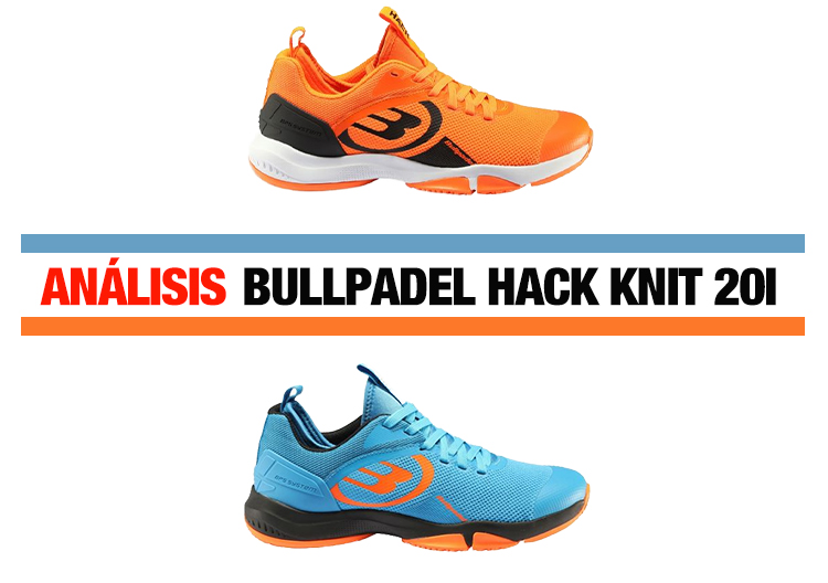 Bullpadel Hack Knit