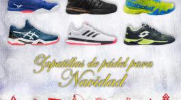Zapatillas de pádel top