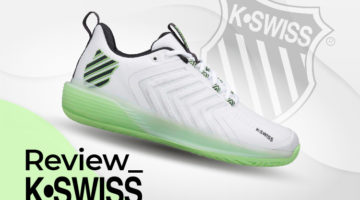 Zapatillas Kswiss Ultrashot 3