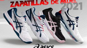 Zapatillas Asics pádel 2021